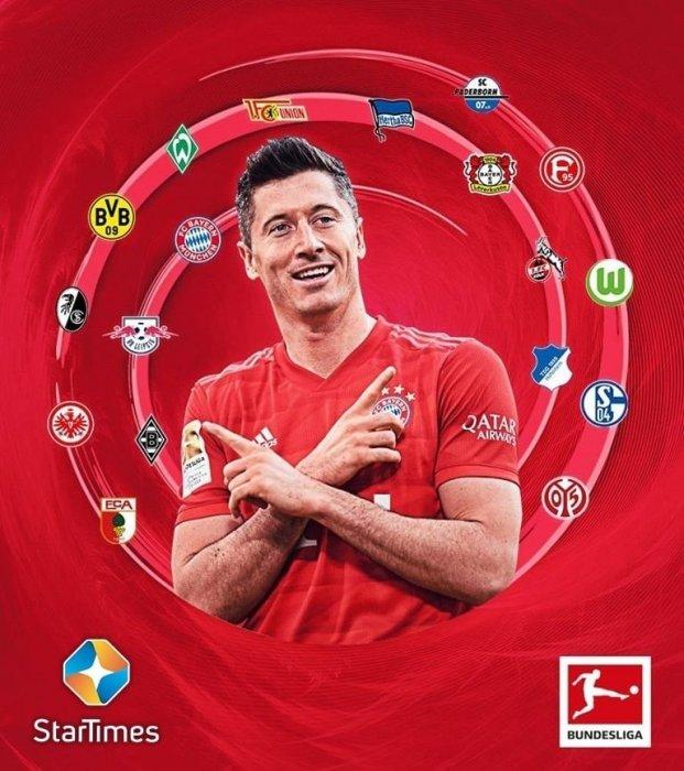 Watch Bundesliga on StarTimes  Bayern marching towards the title