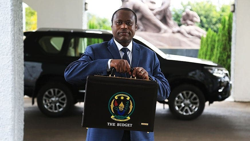 Ingengo y'Imari y'u Rwanda 2020-2021 yiyongereyeho miliyari 228.6 FRW