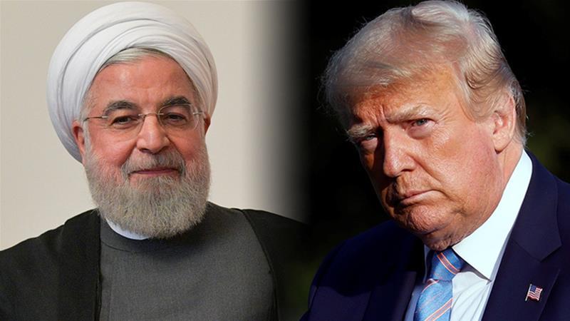 Iran yasabye INTERPOL kubafasha guta muri yombi perezida Trump