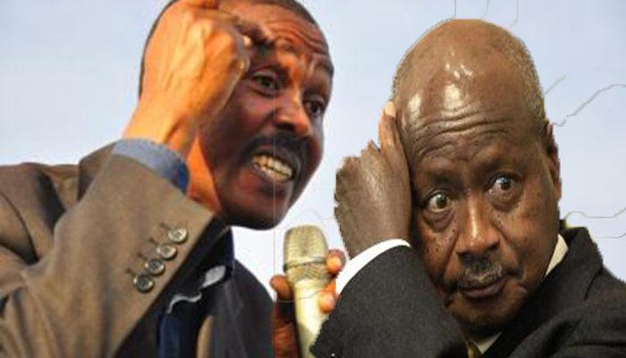 Gen. Mugisha yavuze uburyo Perezida Museveni ngo ageze mu marembera