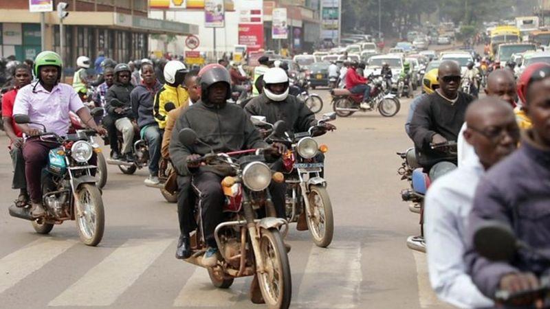 Uganda: Abamotari bareze Leta kubabuza gukora akazi kabo