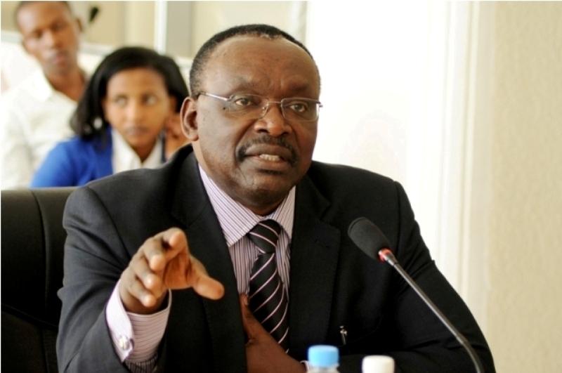 Francois Kanimba wayoboye Bank Nkuru y'u Rwanda yahawe akazi gashya muri ECCAS