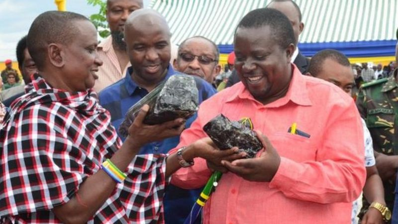 Tanzania: Wa Mucukuzi w'amabuye y'agaciro yaguye ku rindi ry'imbonekarimwe ryamuhaye miliyoni nyinshi z'amadolari