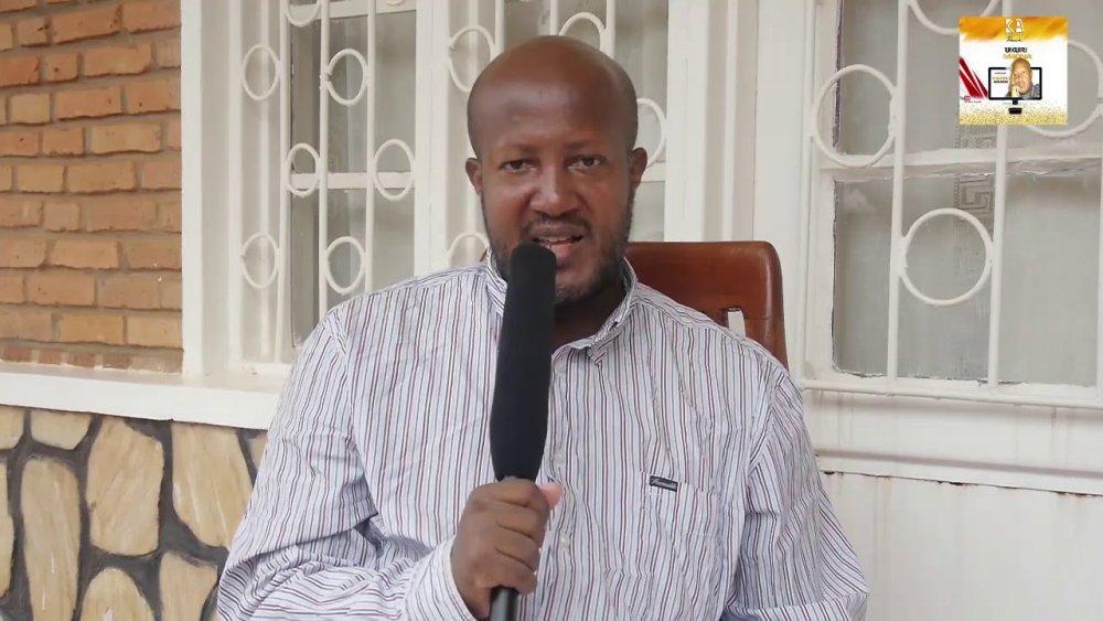 Kaminuza y'u Rwanda yirukanye Karasira Aimable wari umwarimu wayo