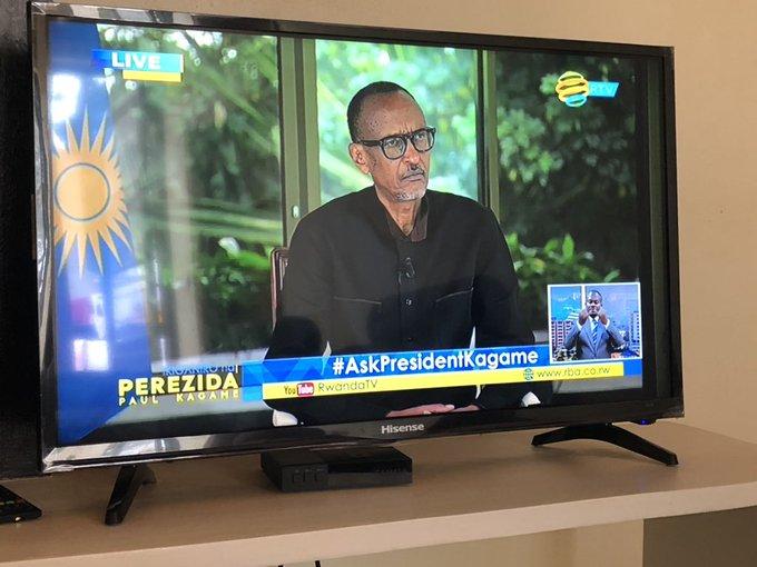 """""""Hakenewe Ubucuti buzima""""-Perezida Kagame abwira Uganda n'Uburundi"""