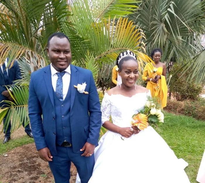 Meya wa Rutsiro yakoze ubukwe budasanzwe [AMAFOTO]