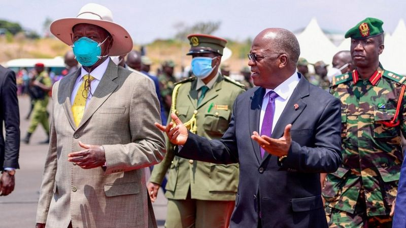 Tanzania na Uganda bumvikanye ku muyoboro utwara ibitoro wa miliyari $3,5