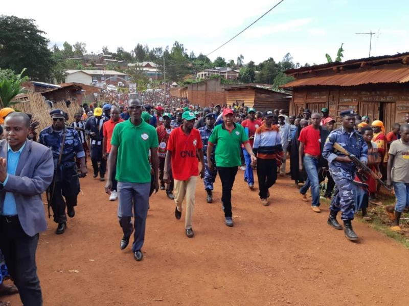 Burundi: Ishyaka rya CNL riratabariza abanyamuryango baryo rivuga ko bari gufungwa ku bwinshi barengana