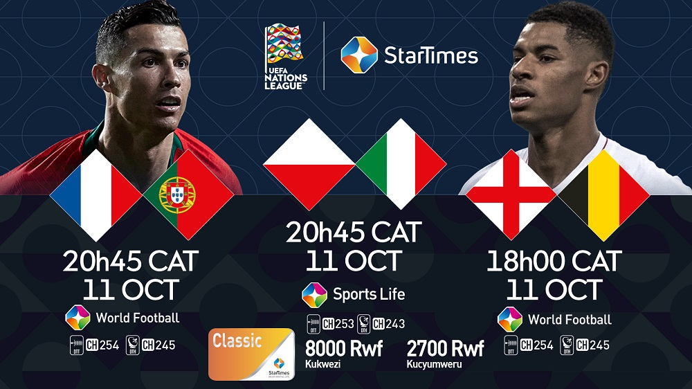 UEFA Nations League preview - Top class action in the Nations League