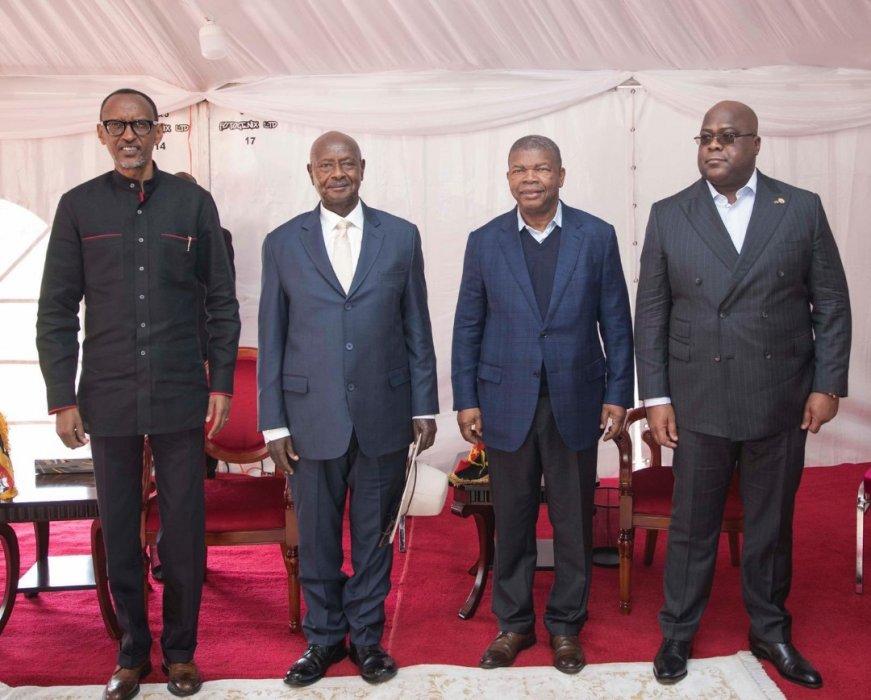Imyanzuro yafatiwe mu nama y'abakuru b'ibihugu byo mu karere yitabiriwe n'abarimo Perezida Kagame