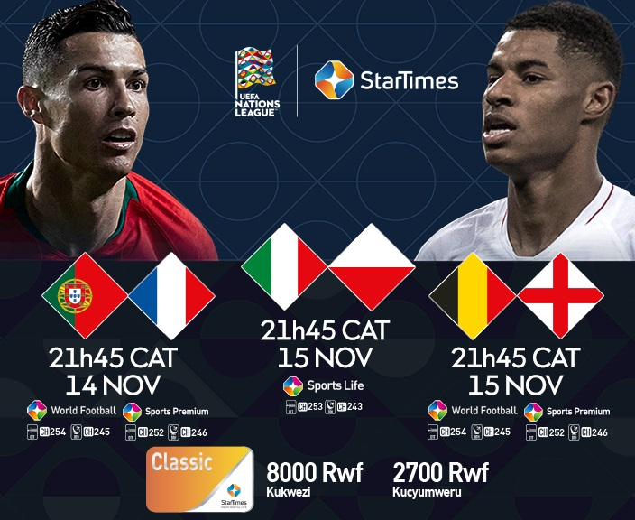UEFA Nations League preview - World's best teams face each other in the Nations League