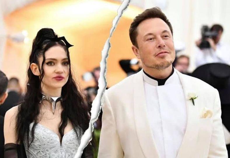 Umuherwe wa 2 ku isi Elon Musk nawe ari mu nzira zo gutandukana n'umugore we