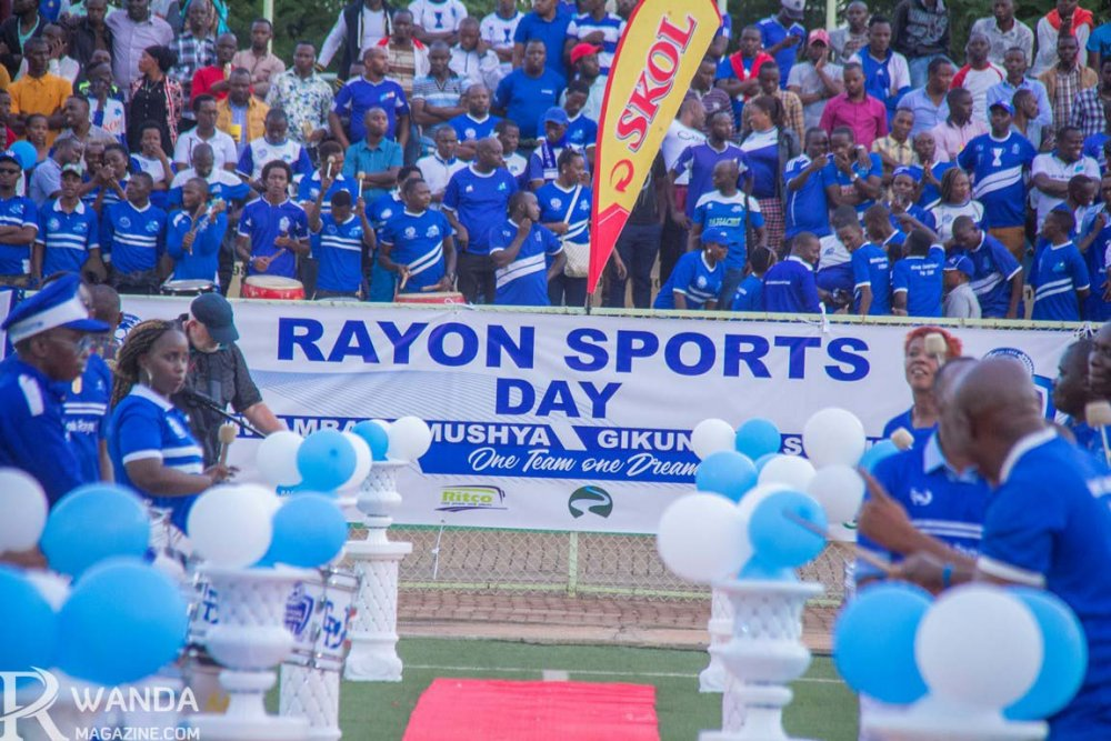 Rayon Sports igiye kuba ikipe ya mbere igaruye abafana kuri stade kuri