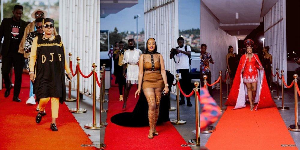 Ihere ijisho amafoto atangaje utabonye yaranze Bianca Fashion Hub