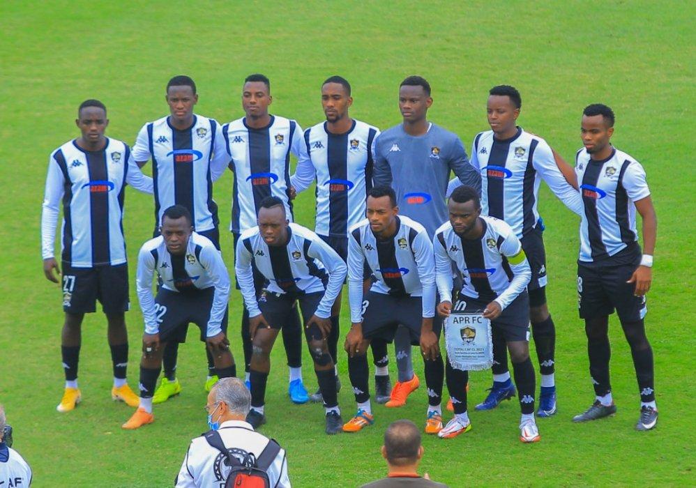 APR FC yatomboye RS Berkane muri CAF Confederation Cup